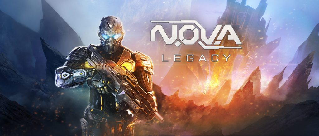 N O V A  Legacy Mod Apk Cracked Download For Android - AnyApk