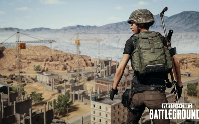 PUBG Update map apk