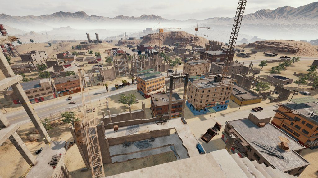 PUBG Update desert map apk
