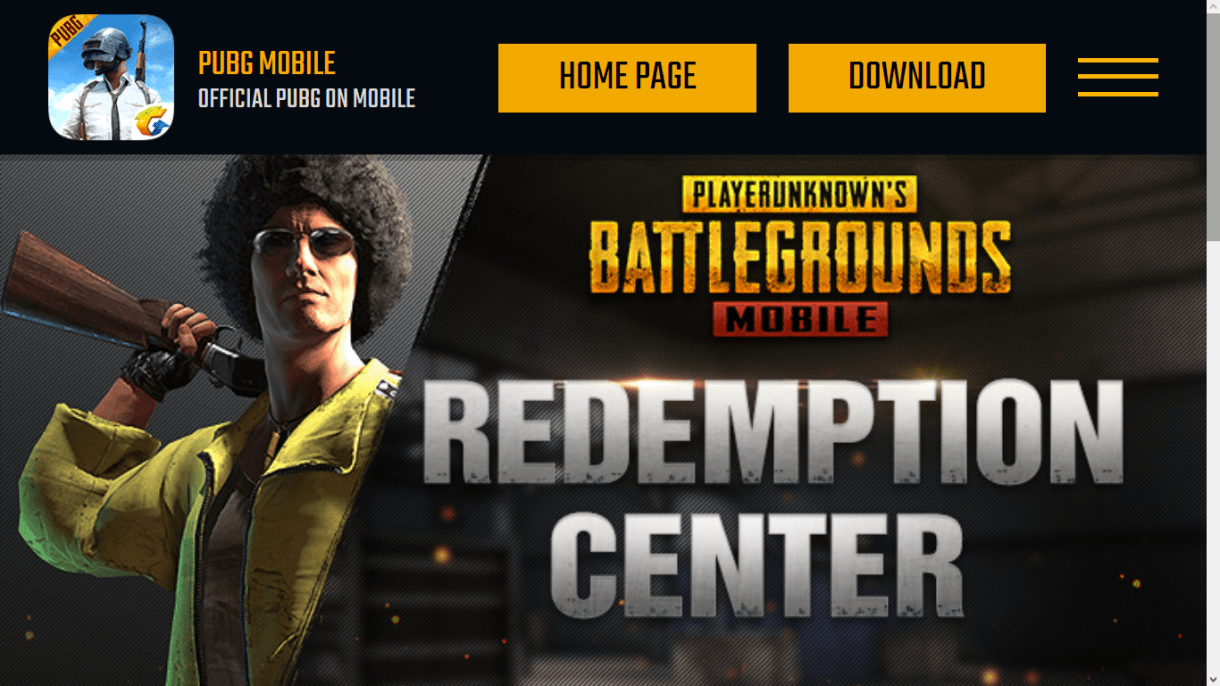 Free Redeem Code for PUBG Mobile to Get Free Parachute And T-Shirt